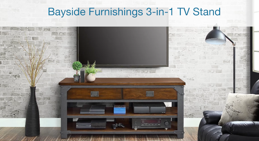 3 In 1 Tv Stand Video Guides